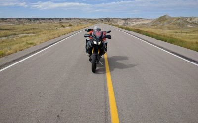 Midwest Motorcycle Road Trip