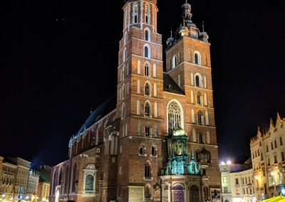 Saint May's Bascilica - Krakow