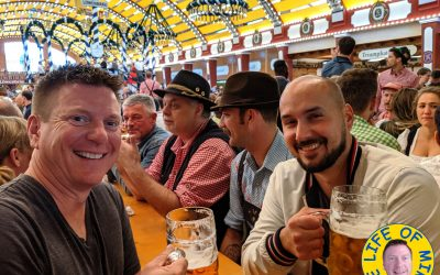 Oktoberfest, Prague and Krakow