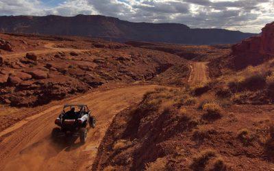 UTVs in Moab, Utah