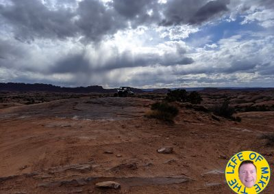 Sand Flats Recreation Area, Moab Utah