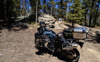 Spring Ride on La Salle Pass