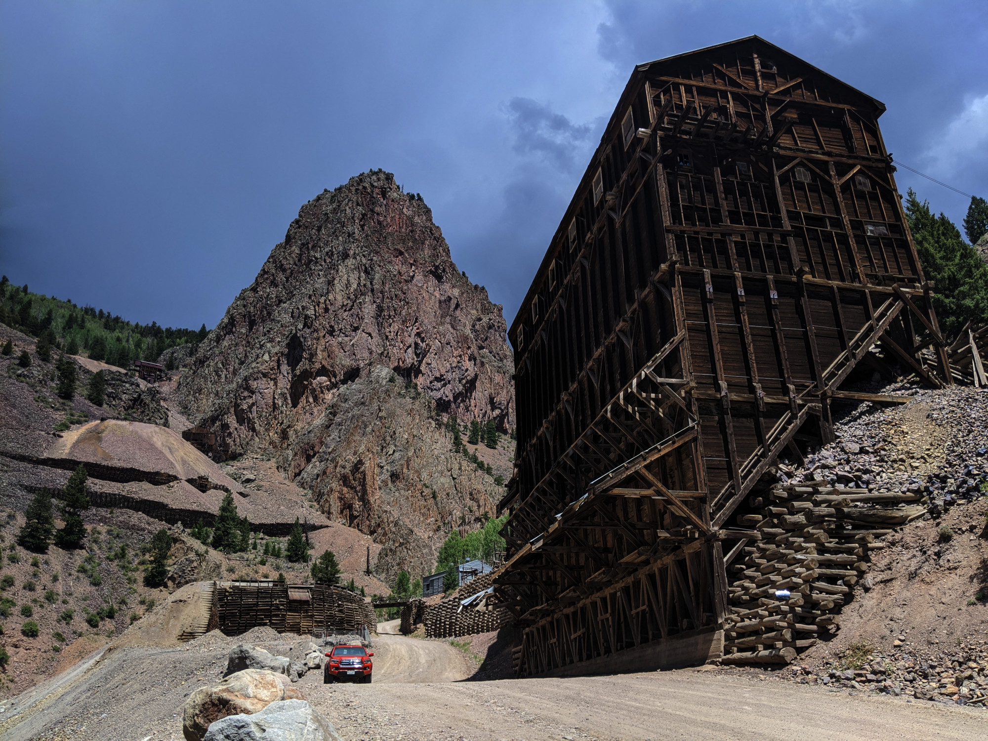 Creede Stamping Mill