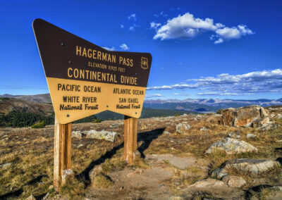 11,925 Hagerman Pass Summit