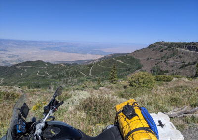 Lands End on the Grand Mesa