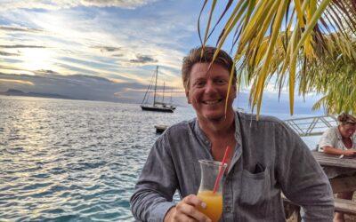 Stranded in French Polynesia