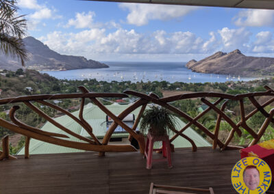 Nuku Hiva Guesthouse View