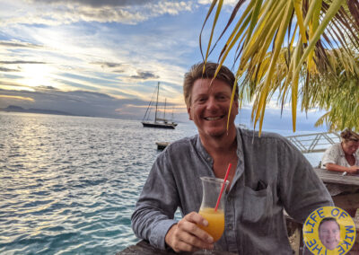 Happy Hour on Huahine