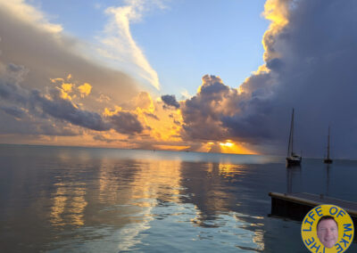 Huahine Sunset